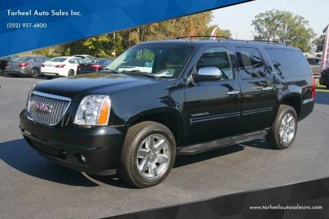 2009 GMC Yukon XL for sale at Tarheel Auto Sales Inc. in Rocky Mount NC
