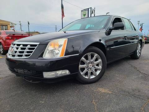 2008 Cadillac DTS for sale at Rite Track Auto Sales in Detroit MI