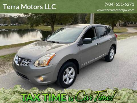 2012 Nissan Rogue for sale at Terra Motors LLC in Jacksonville FL