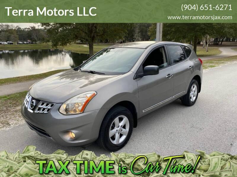 2012 Nissan Rogue for sale at Terra Motors LLC in Jacksonville FL