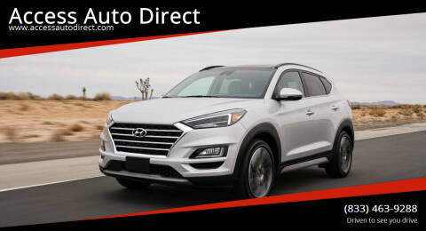 2019 Hyundai Tucson for sale at Access Auto Direct in Baldwin NY