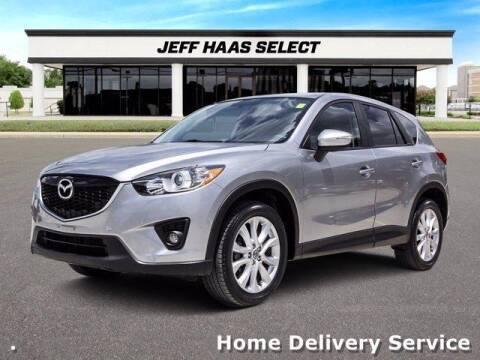 2015 Mazda CX-5 for sale at JEFF HAAS MAZDA in Houston TX