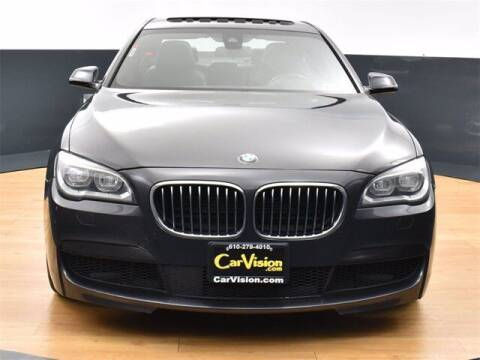 2015 BMW 7 Series for sale at Car Vision Buying Center in Norristown PA