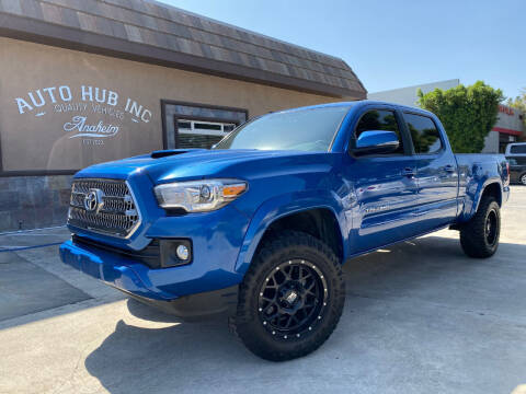 2017 Toyota Tacoma for sale at Auto Hub, Inc. in Anaheim CA