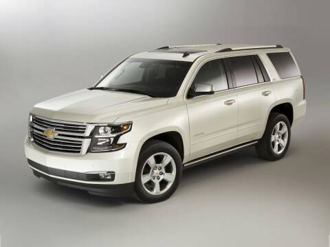 2015 Chevrolet Tahoe for sale at Mercedes-Benz of North Olmsted in North Olmstead OH