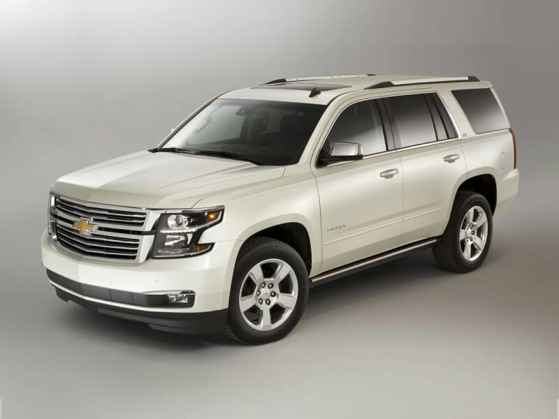 2015 Chevrolet Tahoe for sale at Harrison Imports in Sandy UT