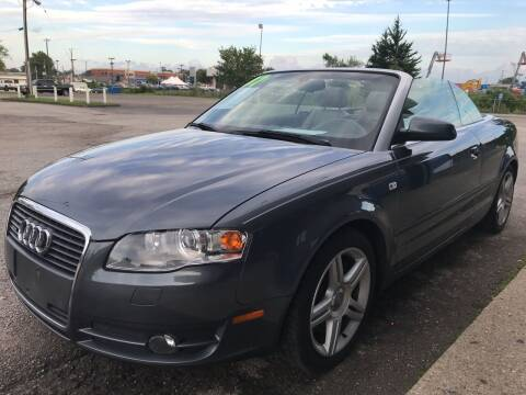2007 Audi A4 for sale at 5 STAR MOTORS 1 & 2 in Louisville KY