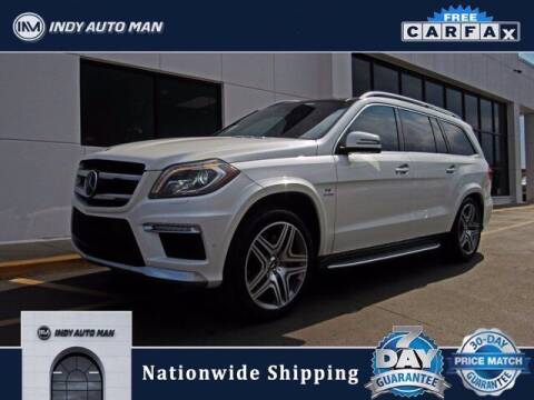2015 Mercedes-Benz GL-Class for sale at INDY AUTO MAN in Indianapolis IN