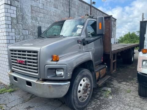 2006 GMC C7500 for sale at Trocci's Auto Sales in West Pittsburg PA