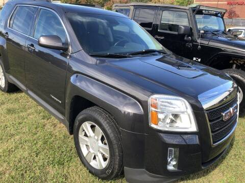 2013 GMC Terrain for sale at CU Carfinders in Norcross GA