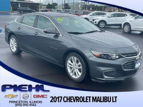 2017 Chevrolet Malibu for sale at Piehl Motors - PIEHL Chevrolet Buick Cadillac in Princeton IL