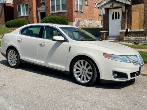 2009 Lincoln MKS for sale at COLT MOTORS in Saint Louis MO