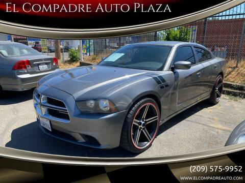 2012 Dodge Charger for sale at El Compadre Auto Plaza in Modesto CA
