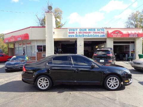 2011 Ford Fusion for sale at Bickel Bros Auto Sales, Inc in Louisville KY