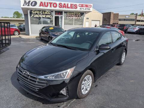 2020 Hyundai Elantra for sale at Mo Auto Sales in Fairfield OH