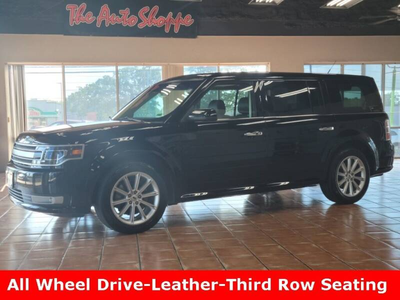 2018 Ford Flex for sale at The Auto Shoppe in Springfield MO