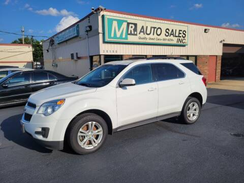 2014 Chevrolet Equinox for sale at MR Auto Sales Inc. in Eastlake OH