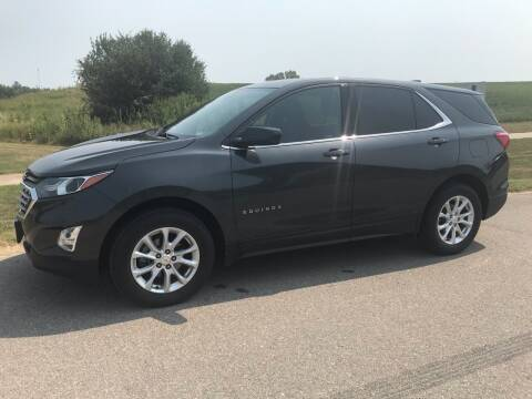 2018 Chevrolet Equinox for sale at Crowne Motors in Newton IA
