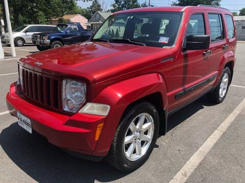 2010 Jeep Liberty for sale at EZ Auto Sales , Inc in Edison NJ