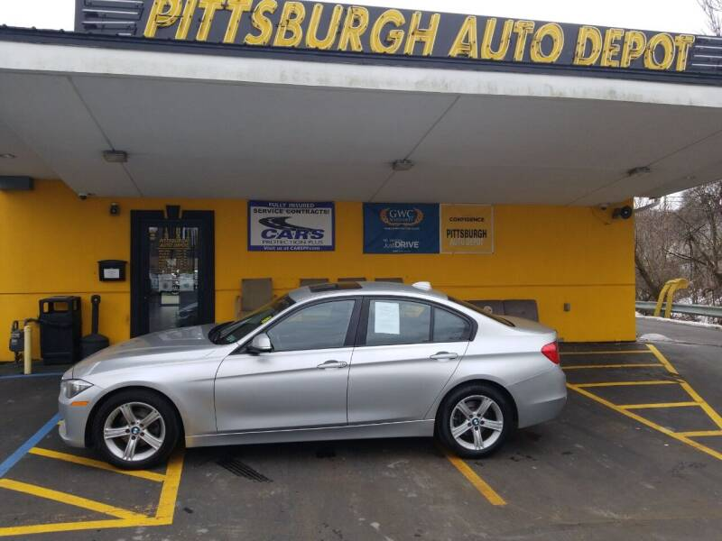 2015 BMW 3 Series for sale at Pittsburgh Auto Depot in Pittsburgh PA