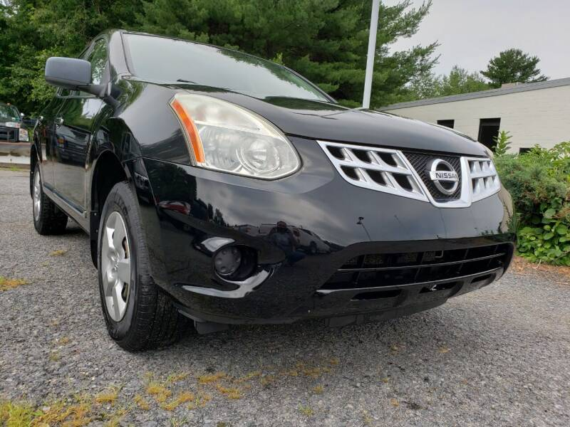 2013 Nissan Rogue for sale at Jacob's Auto Sales Inc in West Bridgewater MA