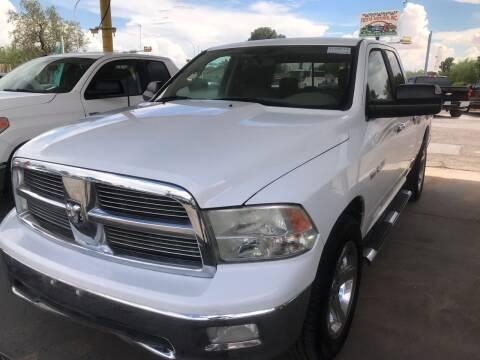 2010 Dodge Ram Pickup 1500 for sale at Fiesta Motors Inc in Las Cruces NM