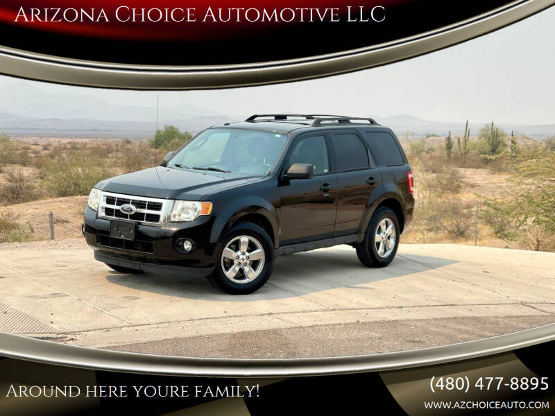 2009 Ford Escape for sale at Arizona Choice Automotive LLC in Mesa AZ