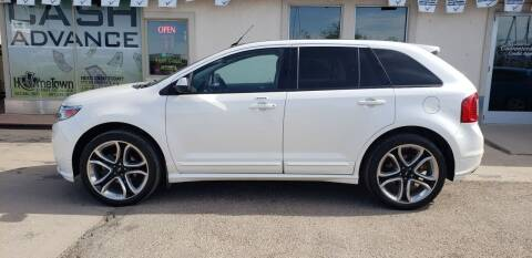 2013 Ford Edge for sale at HomeTown Motors in Gillette WY