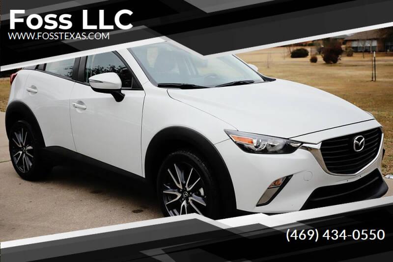 2018 Mazda CX-3 for sale in Forney, TX