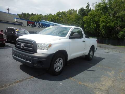 2010 Toyota Tundra for sale at Uptown Auto Sales in Charlotte NC