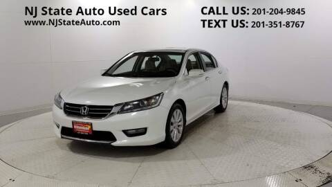 2015 Honda Accord for sale at NJ State Auto Auction in Jersey City NJ
