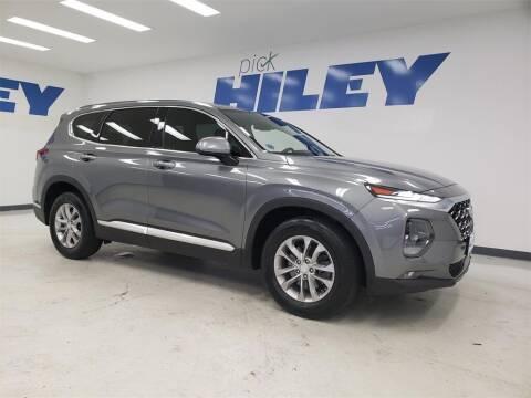 2019 Hyundai Santa Fe for sale at HILEY MAZDA VOLKSWAGEN of ARLINGTON in Arlington TX