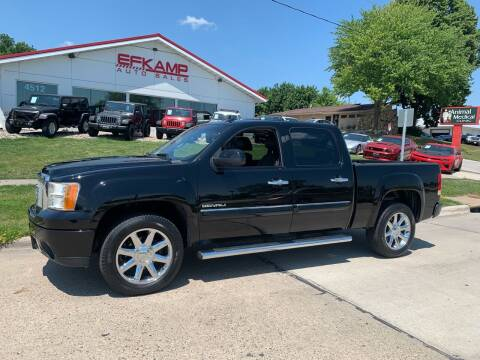 2013 GMC Sierra 1500 for sale at Efkamp Auto Sales LLC in Des Moines IA