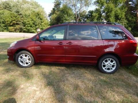 2005 Toyota Sienna for sale at PARAGON AUTO SALES in Portage MI
