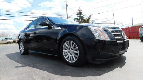 2010 Cadillac CTS for sale at Action Automotive Service LLC in Hudson NY