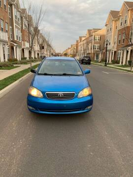 2008 Toyota Corolla for sale at Pak1 Trading LLC in South Hackensack NJ