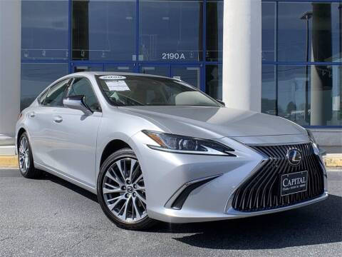 2020 Lexus ES 350 for sale at Southern Auto Solutions - Capital Cadillac in Marietta GA