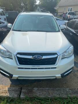 2017 Subaru Forester for sale at Capital Mo Auto Finance in Kansas City MO