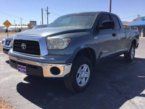 2007 Toyota Tundra for sale at SPEND-LESS AUTO in Kingman AZ