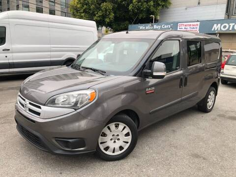 2015 RAM ProMaster City Wagon for sale at CITY MOTOR SALES in San Francisco CA