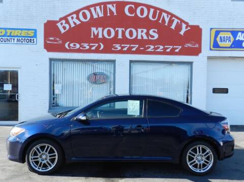 2010 Scion tC for sale at Brown County Motors in Russellville OH