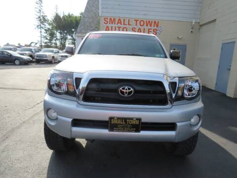 2007 Toyota Tacoma for sale at Small Town Auto Sales in Hazleton PA