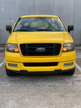2004 Ford F-150 for sale at Delta Auto Alliance in Houston TX