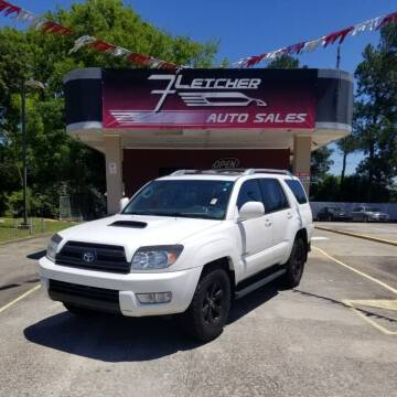2005 Toyota 4Runner for sale at Fletcher Auto Sales in Augusta GA