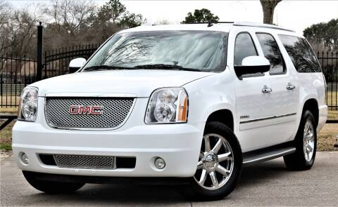 2011 GMC Yukon XL for sale at Texas Auto Corporation in Houston TX