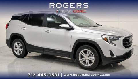 2021 GMC Terrain for sale at ROGERS  AUTO  GROUP in Chicago IL
