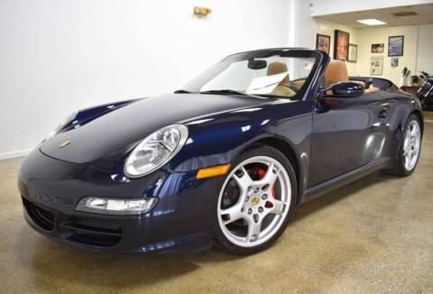 2005 Porsche 911 for sale at Thoroughbred Motors in Wellington FL