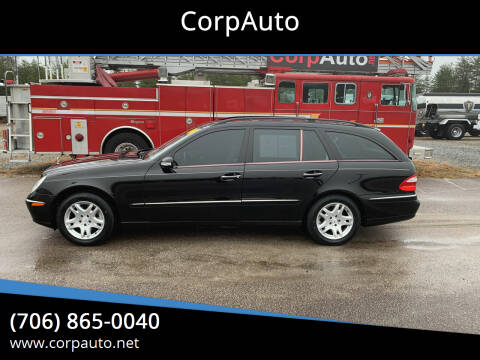 2004 Mercedes-Benz E-Class for sale at CorpAuto in Cleveland GA
