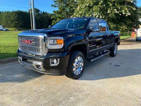 2018 GMC Sierra 2500HD for sale at Dreamers Auto Sales in Statham GA