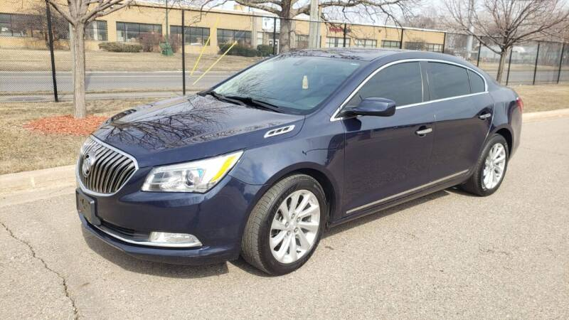 2016 Buick LaCrosse for sale at Yousif & Sons Used Auto in Detroit MI